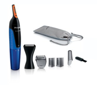 Триммер PHILIPS PERFECT FACIAL DETAILS SERIES 5000 Blue Edition.