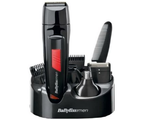 Триммер гигиенический BABYLISS FOR MAN 8 IN 1 TITANIUM GROOMING KIT.