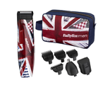Триммер для бороды BABYLISS FOR MAN GROOM BRITANNIA TRIMMER KIT.